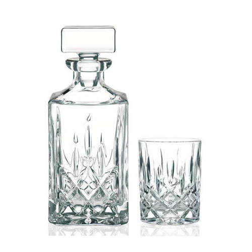 Nachtmann whisky set Noblesse 3-delig