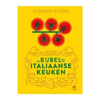 De Bijbel Van De Italiaanse Keuken - Maud Moody