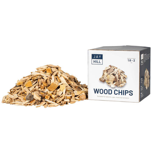 Jay Hill rookchips kers (2kg)
